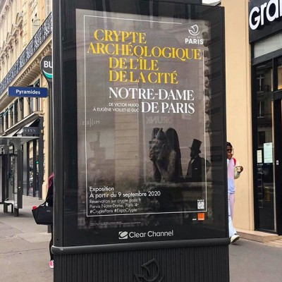 #notredamedeparis @crypte_paris